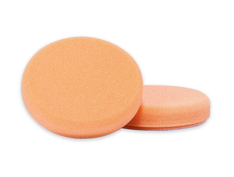 Polierschwamm orange 195 x 30 mm (2er Pack)
